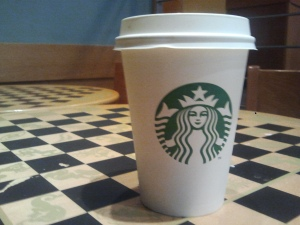 Un cafè ben llaaaarg, com un dia sense pa