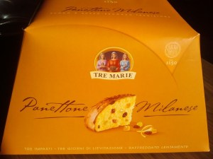 Panettone Tre Marie