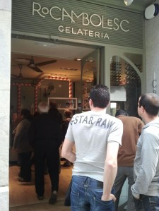 Gelateria Rocambolesc