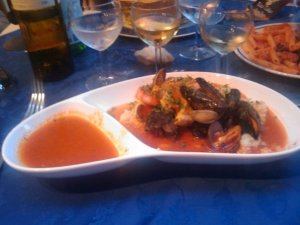 Cous cous di pesce a Palermo