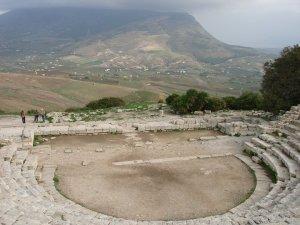 Amfiteatre de Segesta