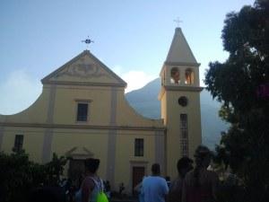 Església d'Stromboli