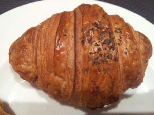 Croissant de pernil dolç i formatge