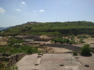 Jaciment arqueològic a Morgantina