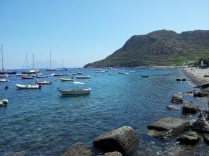 El preciós mar de Filicudi