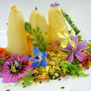 La primavera al plat, a La Calèndula