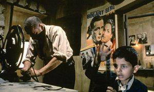 Un moment de la pel·lícula de Giuseppe Tornatore