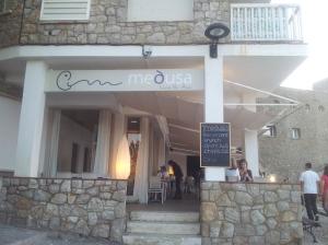 Façana del lounge bar Medusa