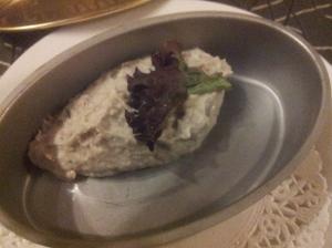 Paté de peix i marisc