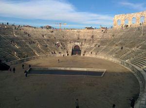 interior amfiteatre