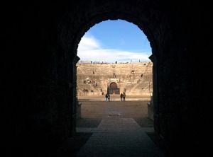 porta amfiteatre