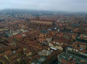 Vista de Bolonya