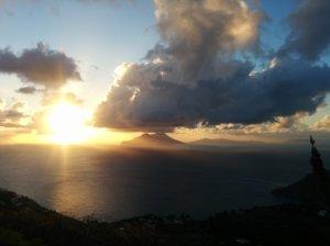el sol surt